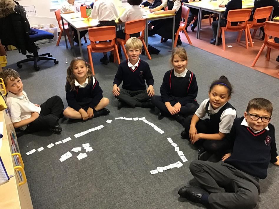 Addition & subtraction to 20