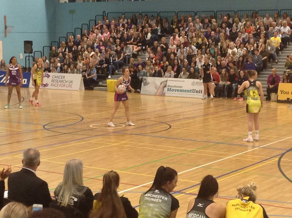 Loughborough Lightening start the game