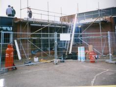 Building the new corridor 1997