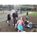 Outdoor play - digging, acting, biking, chasing...
