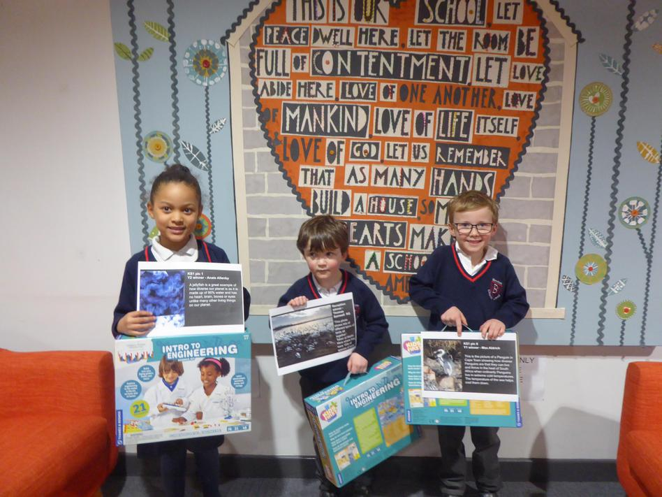3 of our infant winners