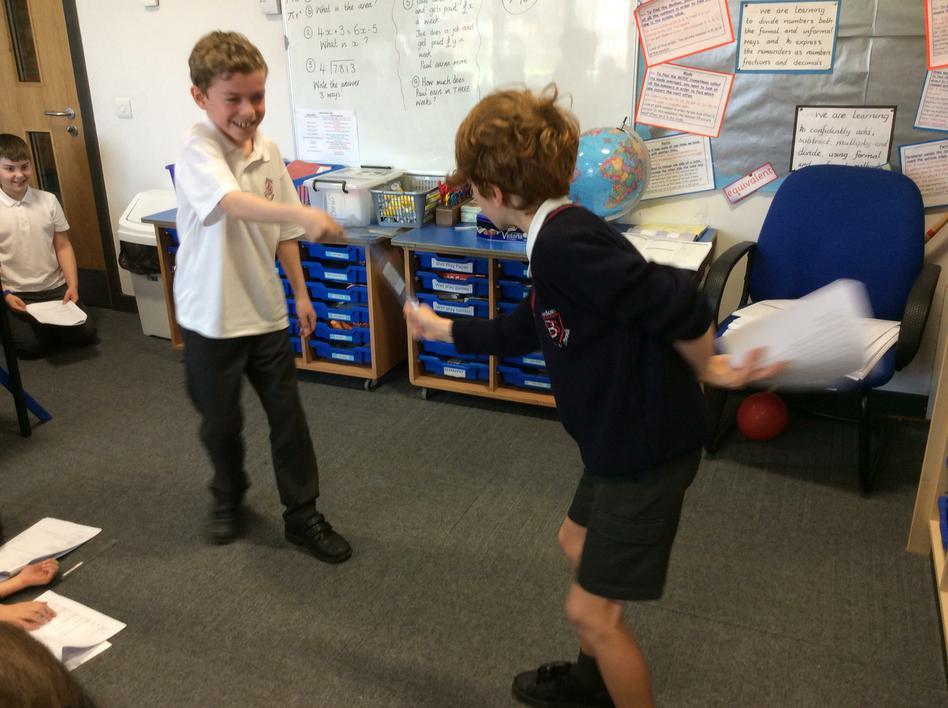 Fight scene from Romeo & Juliet in 5M