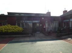 Front of school 2015