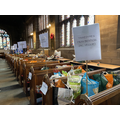 The food was transported to St Mary's Bowdons