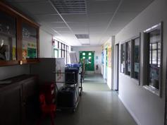 Junior corridor (built 1997)