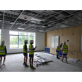 Inside a new Y6 classroom