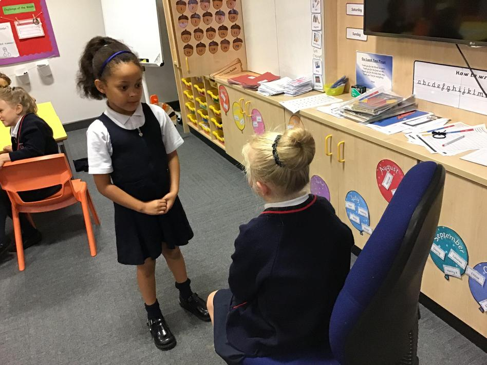 Hot seating the story of Jarius' Daughter in RE