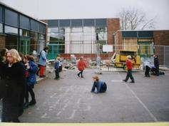 Building the new medical room 1997