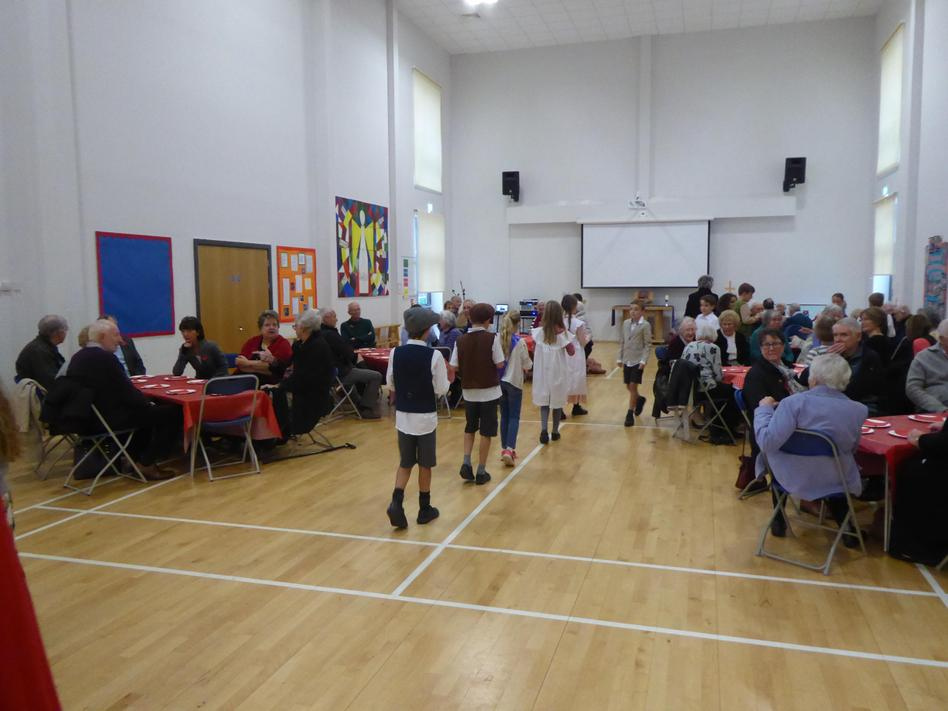Y5 serving visitors from our local community