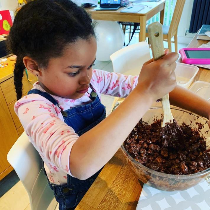 AA (2O) has been baking!