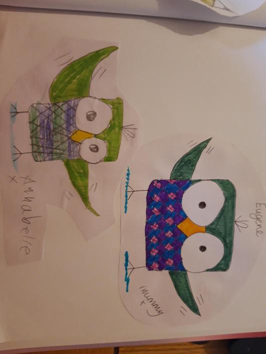 Eugene the Owl