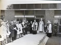 1970 Dedication by the Bishop of Stockport