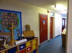 Reception corridor 2015