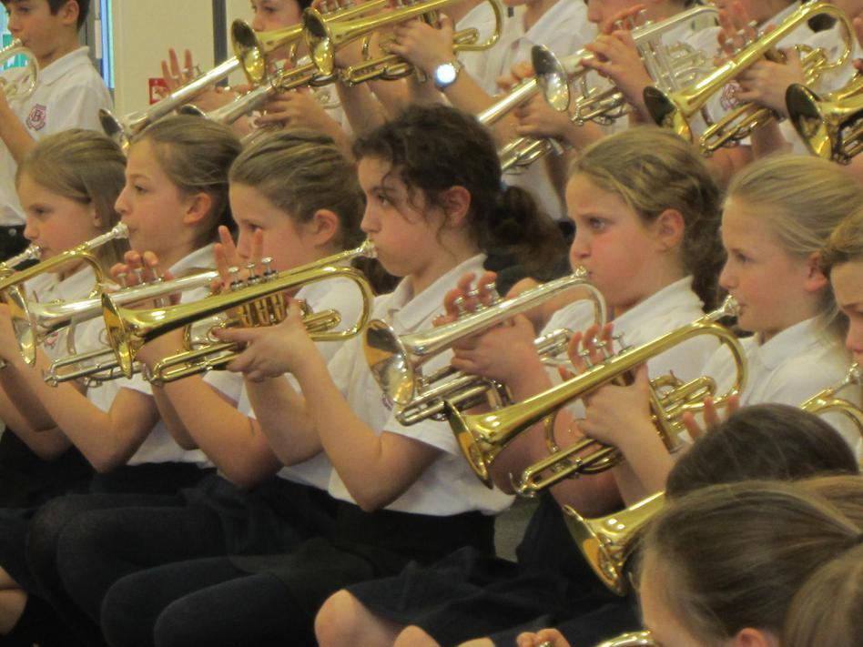 Y5 brass concert