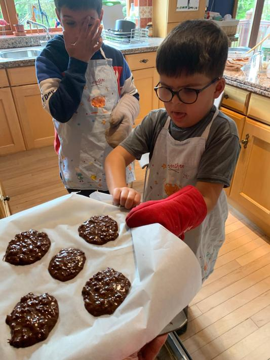 CS (2O) has been baking some delicious cookies