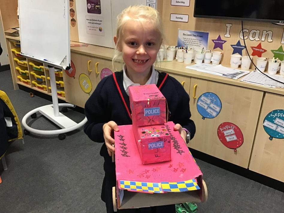 Building vehicles in D&T