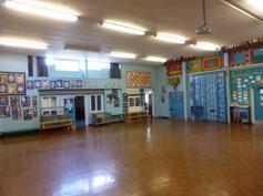 School hall 2015