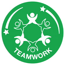 Treating everyone equally, supporting each other and working together to achieve at your very best level. Celebrate each other's successes and be a positive team player.