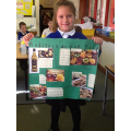 We discovered lots about Mediterranean food.
