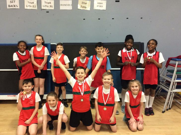 Recent success for our athletics team, Well done.