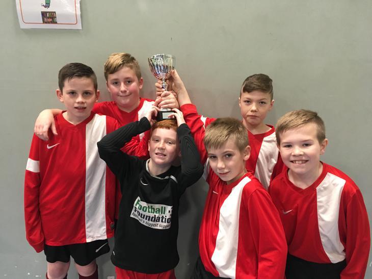 St Anne's cup winners