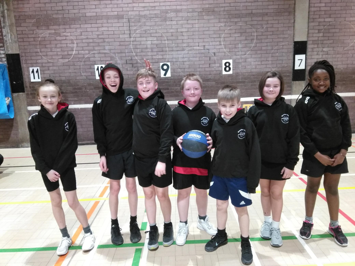 Another succesful evening for our basketball team
