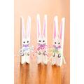 Peg bunnies