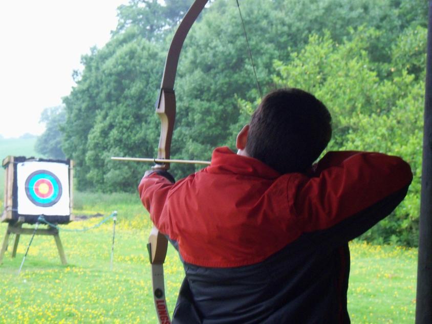 Good archery skills.