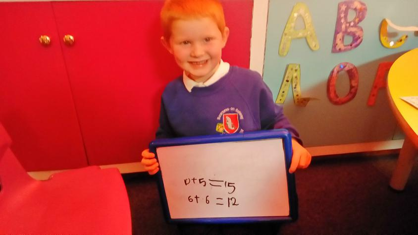 Look at our Year 1 calculations!