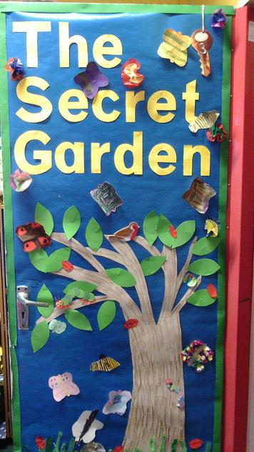 Here is class 3's front cover door.
