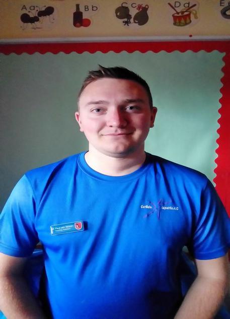 Mr V-  Teaching Assistant (Sports Apprentice)