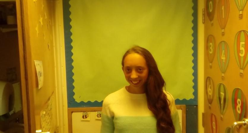 Miss Forrester- Level 3 Apprentice