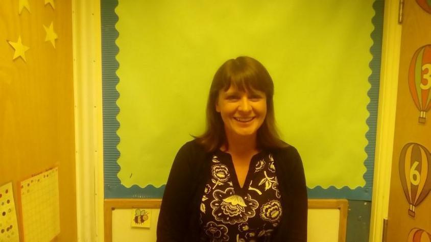 Mrs Harrison- Teaching Assistant (Level 6)
