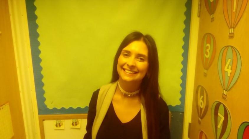 Mrs Thompson- Class Teacher