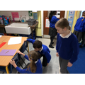 Beat the Author literacy game - Yr 3 VS Michael Morpurgo (3).JPG