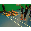 Cavendish sports hall - local primary schools sports healthy life style morning  (5).JPG