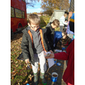 Soil Science in Forest School testing permability (5).JPG