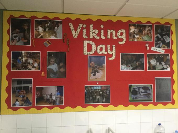 yr 5 Viking Day Art.JPG