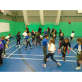 Cavendish sports hall - local primary schools sports healthy life style morning  (38).JPG