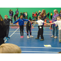 Cavendish sports hall - local primary schools sports healthy life style morning  (30).JPG