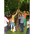 Forest schools and Art - Tree weaving (3).JPG