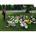 Local geography and history walk