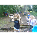 Chiltern Open Air school trip - Stone age workshop (30).JPG