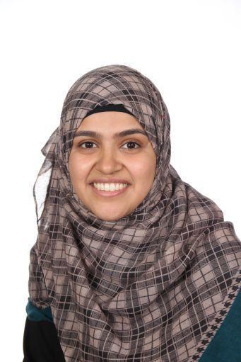 Hamna Zaib - Lunchtime Supervisor
