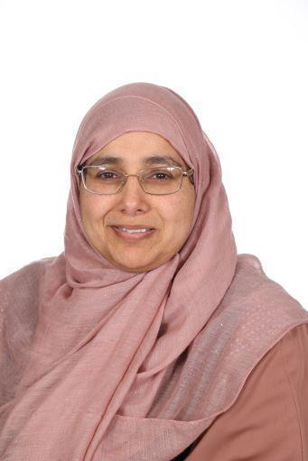 Rabina Ishaq - Lunchtime Carer