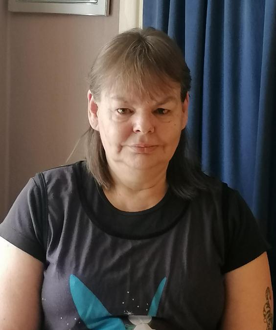Angelina Eaton - School Cleaner