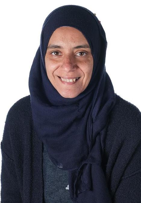 Sophina Sufwan - EAL Teaching Assistant