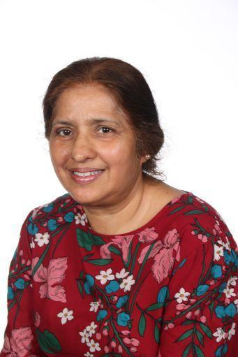 Mrs Chahal - Teaching Assistant