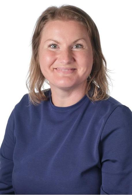Kasia Daukszewicz - FS2 Teacher/ELSA/Breakfast Club Supervisor