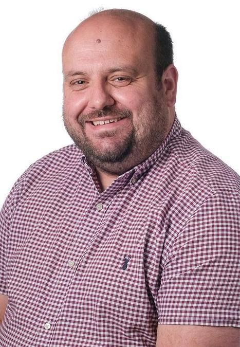 Chris Phillips - Assistant Head/DDSL & Year 1 Teacher
